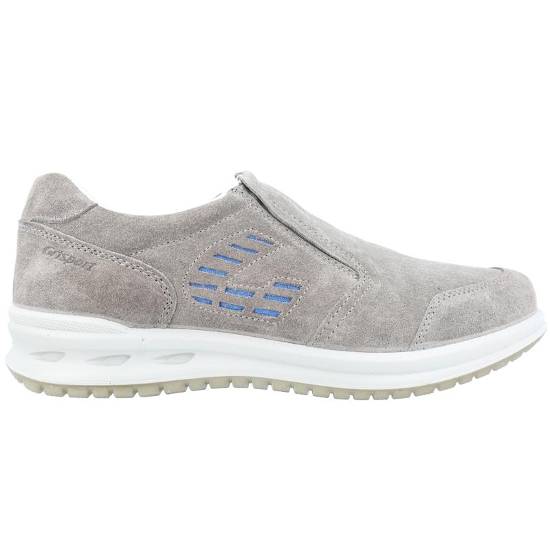 Pantofi din piele naturala, talpa Active cu absortie de socuri, Grisport Spark 2