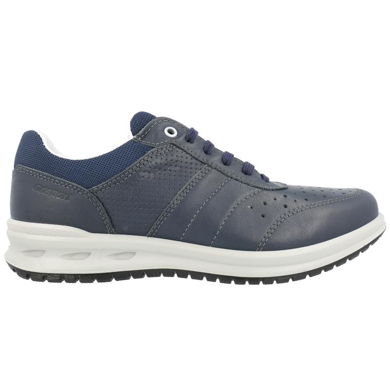 Pantofi din piele naturala, talpa Active cu absortie de socuri, Grisport XTerno