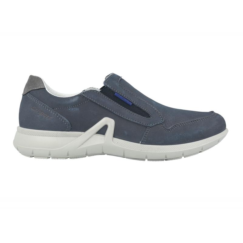 Grisport pantofi din piele cu talpa injectata Memo