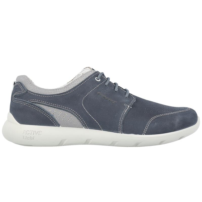 Pantofi din piele naturala, talpa Active cu absortie de socuri, Grisport Cornelio