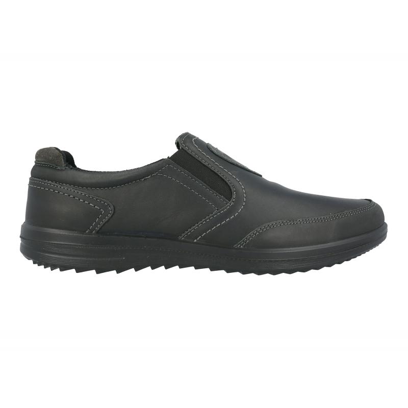Grisport pantofi din piele naturala cu talpa injectata Elvis