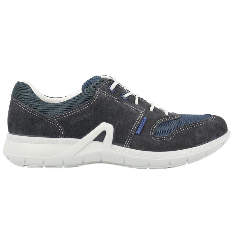 Pantofi sport din piele naturala, talpa turnata, foarte comozi, Grisport Polux 2