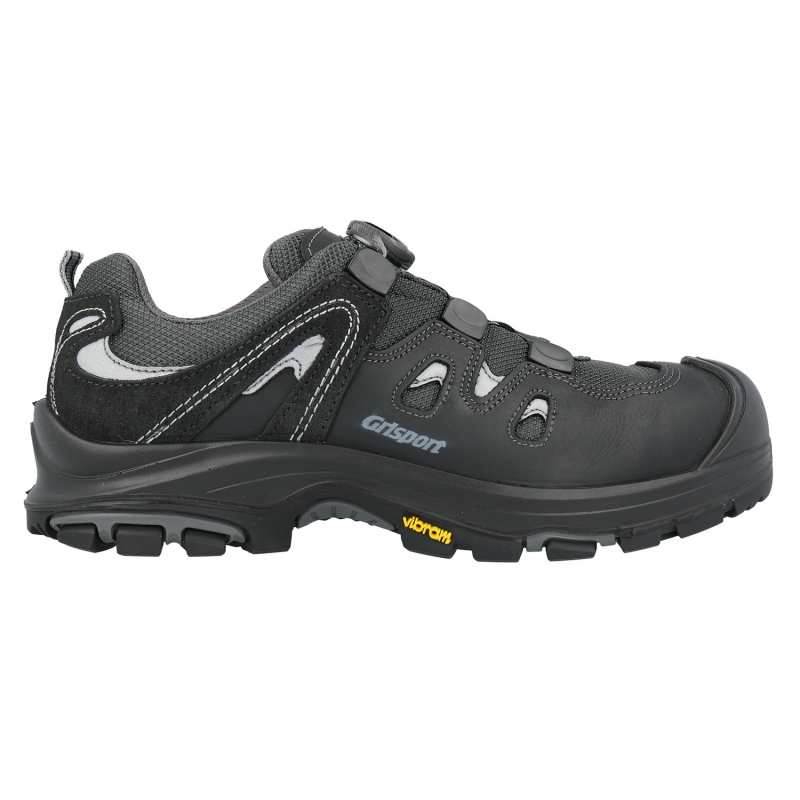 Semighete, pantofi de protectie Grisport IMOLA Safety cu Talpa injectata Vibram