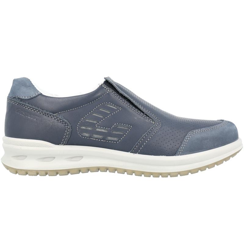 Pantofi din piele naturala, talpa Active cu absortie de socuri, Grisport Spark