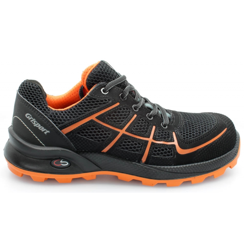 Pantofi Safety cu talpa turnata Grisport Wind
