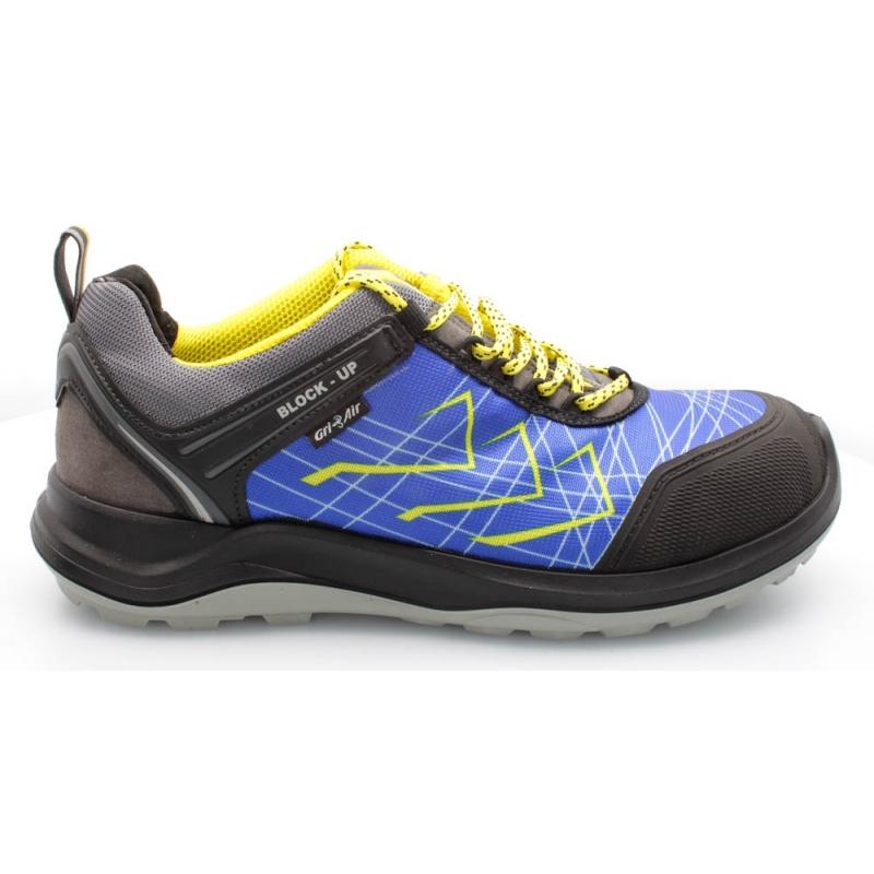 Pantofi Safety cu talpa turnata Grisport Active Pro
