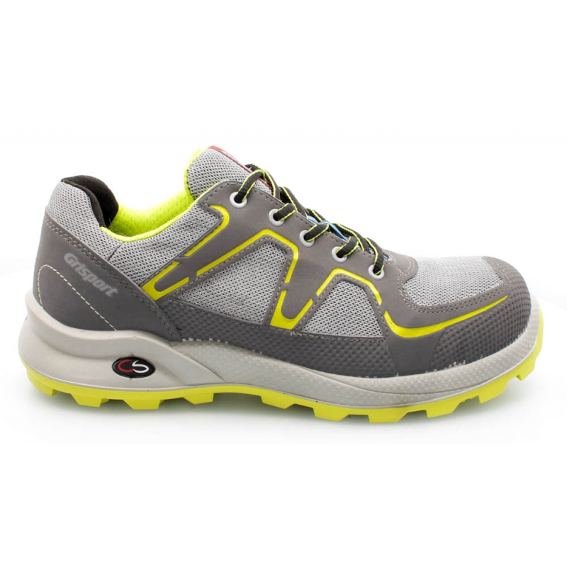 Pantofi Safety cu talpa turnata Grisport Perb