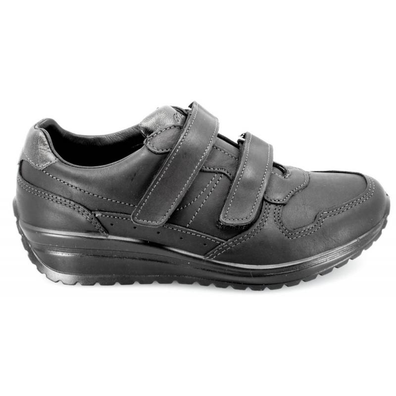 Pantof dama Grisport piele naturala talpa injectata, Rena